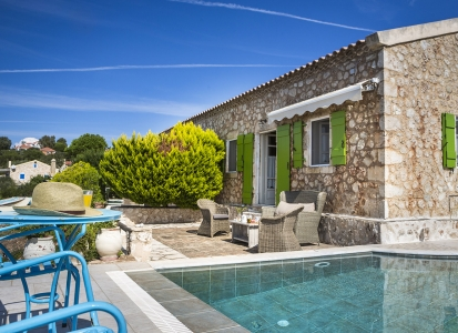 Cottages Stone Houses with Private Pool